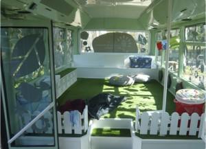 jardin bus