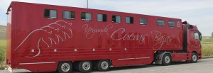 vehiculo para caballos
