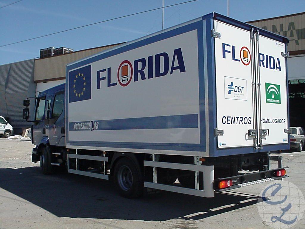Camión rigido Florida 1