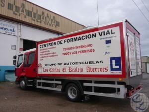 Camión de autoescuela - Autoescuelas
