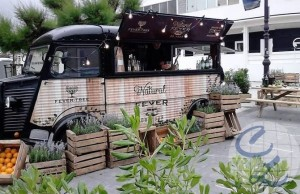 Furgoneta fever tree -  Foodtruck
