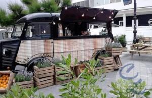 Food Truck - Furgoneta Food Truck.
