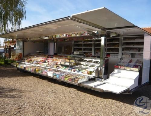 V. venta de frutos secos