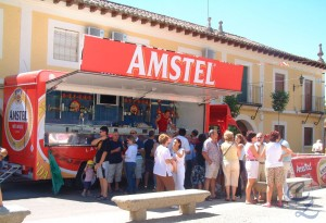 food truck Amstel